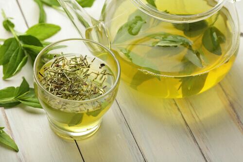Семена льна и зеленый чай - союзники против рака