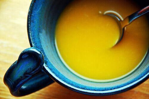 Суп из лука для почек