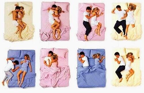 Что говорит положение во время сна про ваши отношения