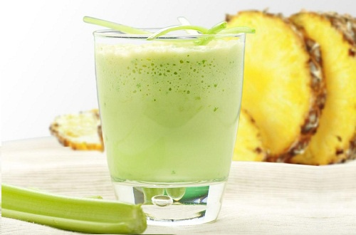 Шесть соков и смузи для выведения токсинов