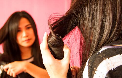 Маски для выпрямления волос естественным путем