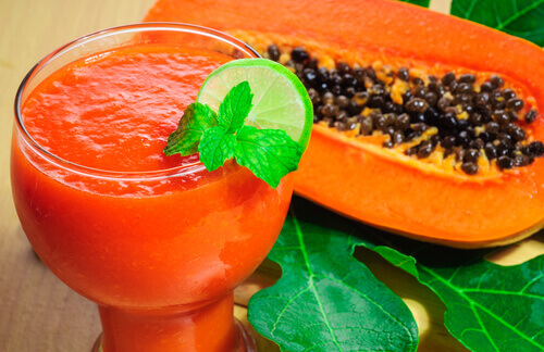 12 напитков, которые помогают похудеть