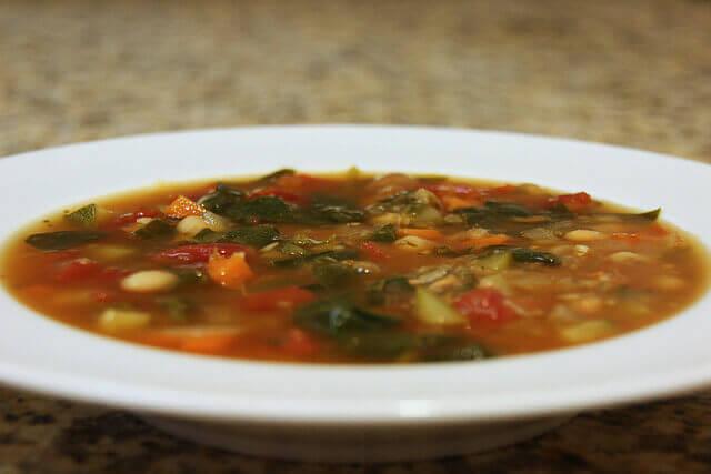 Замечательные рецепты лечебных супов