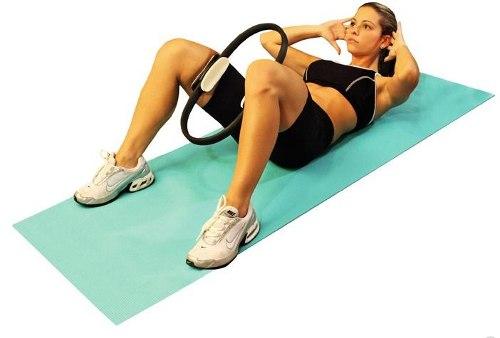 Упражнения из пилатеса для стройного тела