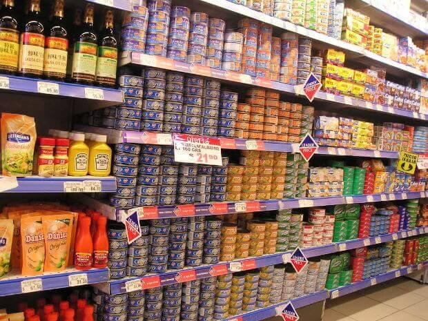 Опасность употребления консервированных продуктов