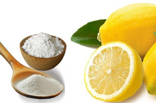 4 лечебные средства на основе пищевой соды и лимона