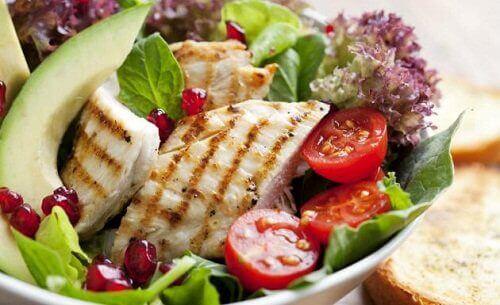 Стройные бедра с помощью специальной диеты