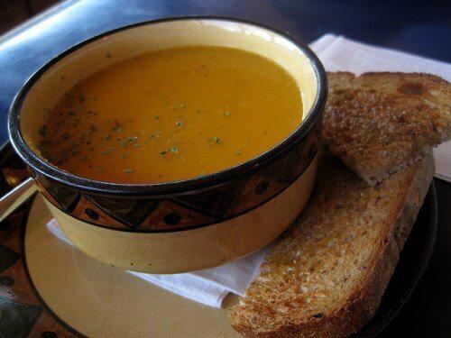 4 супы для лечения простуды