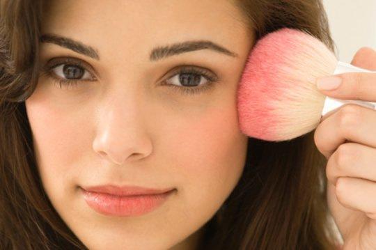 Некоторые косметические хитрости для тощего вида лица