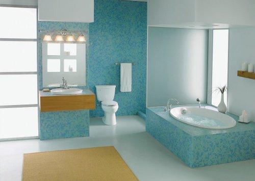 Натуральные средства для мытья ванной комнаты
