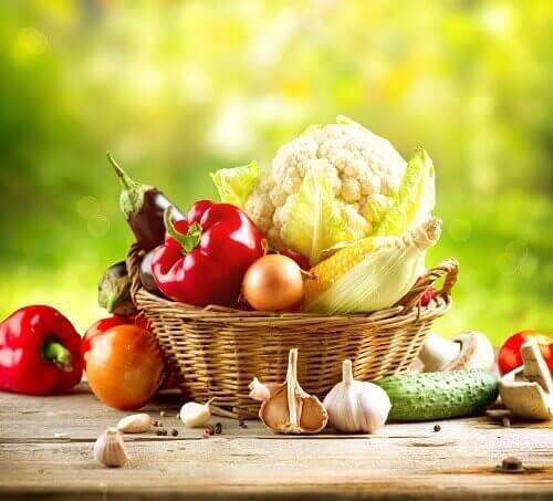 Замечательные вегетарианские рецепты для потери веса