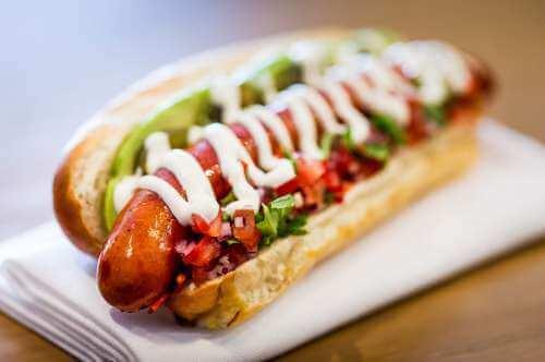 Нитритные добавки в сосисках для хот-догов являются канцерогенами