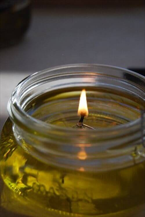 Как утилизировать использованное растительное масло