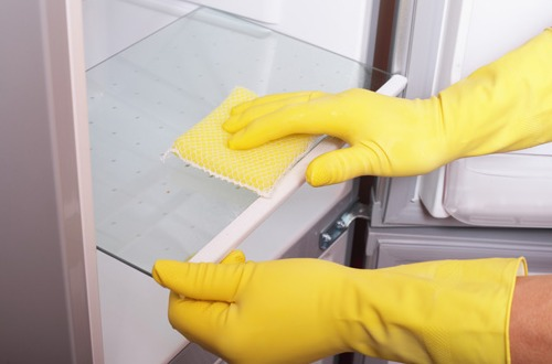 Используйте уксус в процессе уборки вашего дома