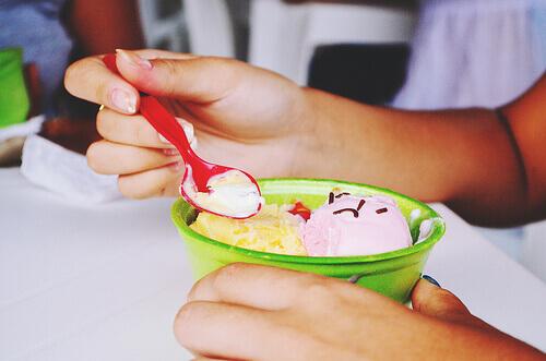 Как приготовить здоровое мороженое?