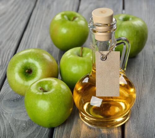 Косметические процедуры с яблочным уксусом