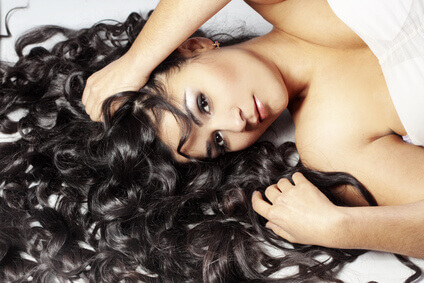 Растительные масла для увлажнения ваших волос